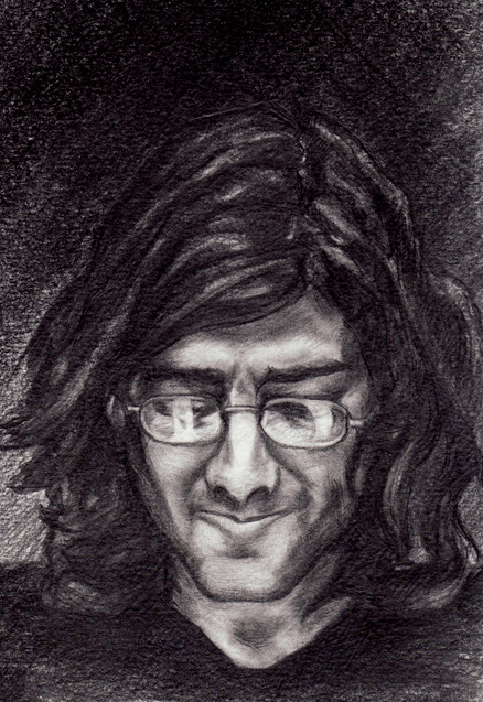 Aaron Swarta by Lisa Reist