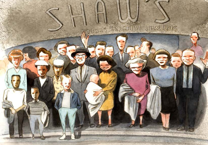 JFK Shaws