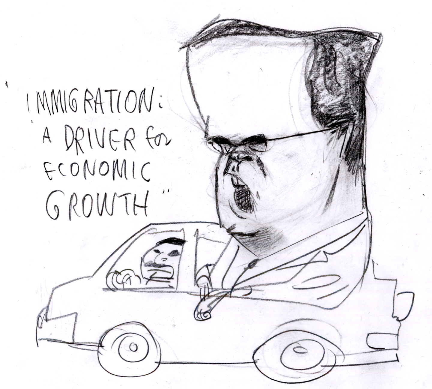 immigration driver
